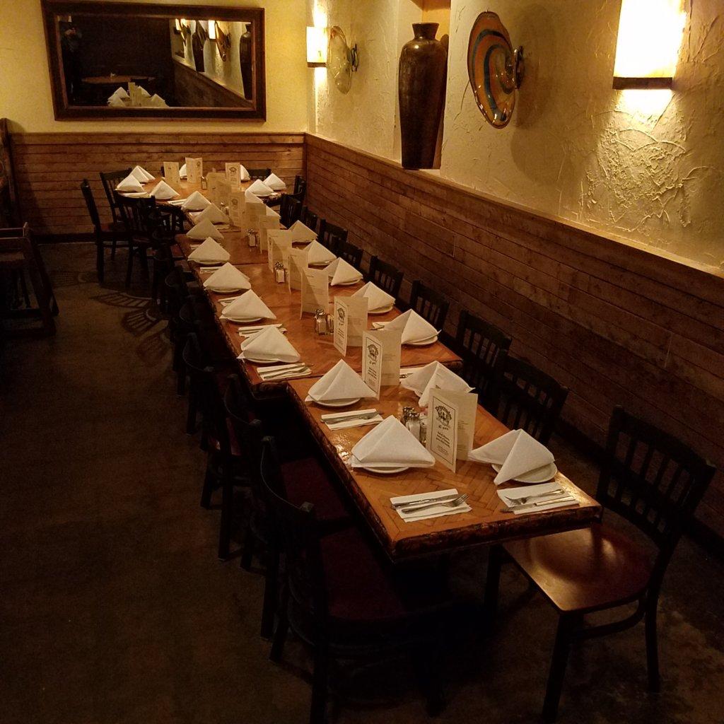 Banquets Desperados Mexican Restaurant